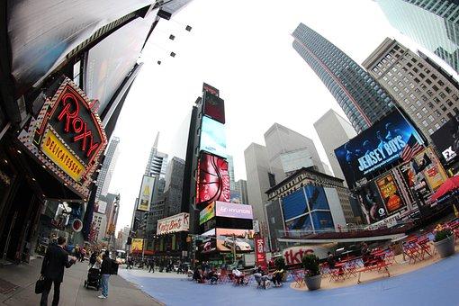 Nyc, New York, Ny, New York City, City, Usa, America
