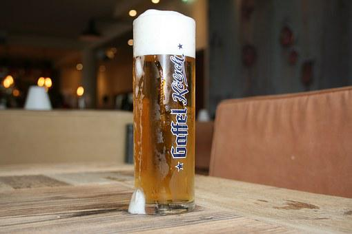 Kölsch, Ice Cold, Tapped, Beer, Drink, Caje, Foam