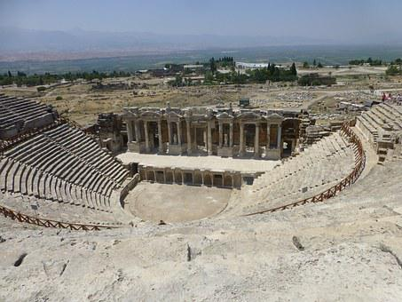 Theater, Ancient, Monument, History, Architecture
