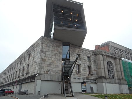 Nuremberg, Nazi Party Rally Grounds, Ns Time, Museum