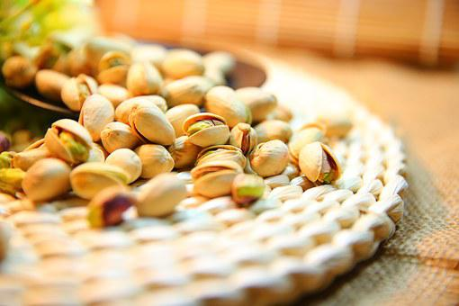 Pistachio, Nut, Kernel