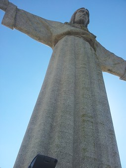 Cristo Rey, Portugal, Christ, Religion, Jesus, King