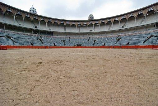 Bullfight, Arena, Spanish, Pride, Bullfighting