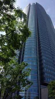 Roppongi Hills, Bill, Building, Shinjuku Ku