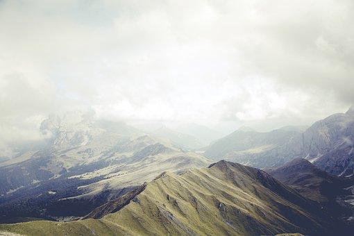 South Tyrol, Schlern, Dolomites, Mountains, Alpine