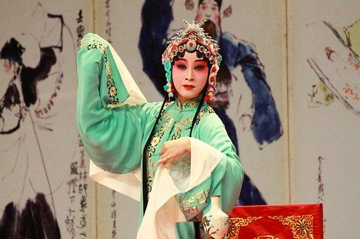 Kunqu Opera, The Peony Pavilion, Tsing Yi
