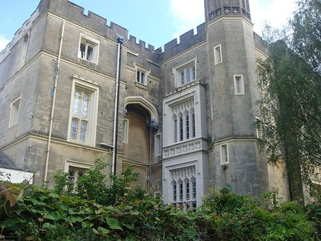 Manor, English, United Kingdom, England, House, Home