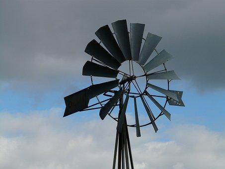 Pinwheel, Wind, Wind Power Plant, Wind Generator