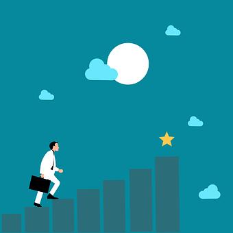 Ladder Of Success, Success, Goals, Achievements