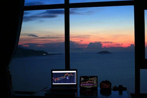 Stock, Chart, Investing, Market, Finance, Profit