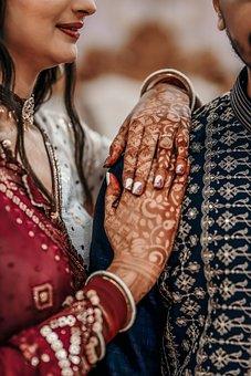 Wedding, Mehndi, Hands, Indian Wedding, Traditional