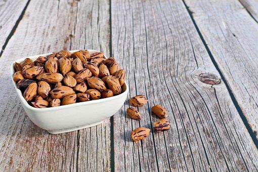 Wild Peanuts, Peanuts, Roasted Nuts, Nuts, Snack