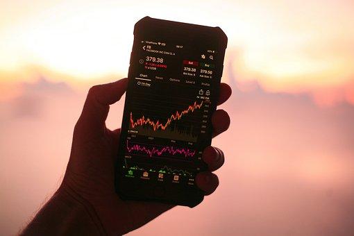 Stock, Chart, Graph, Investing, Market, Finance, Profit