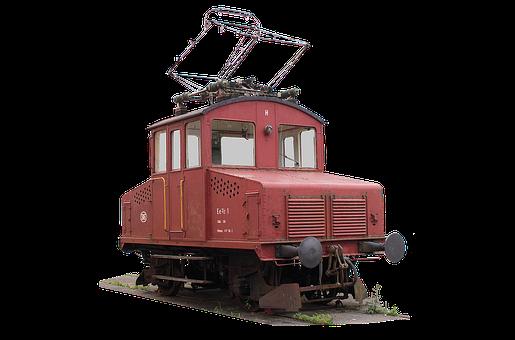 Electric Locomotive, Sig Ee 2 2, Vintage, E-loc