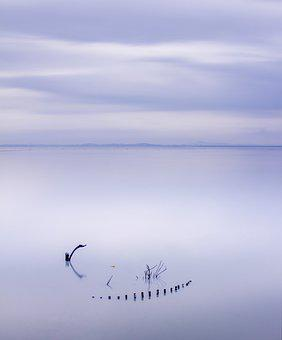 Ocean, Beach, Water, Nature, Sky, Cloud, Travel
