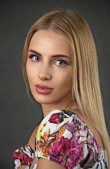 Woman, Beautiful, Model, Portrait, Female, Caucasian