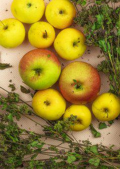 Fruit, Apples, Harvest, Healthy, Nutrition, Organic