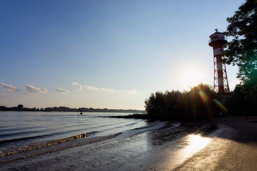 Beach, Outdoors, Travel, Exploration, Sea, Ocean