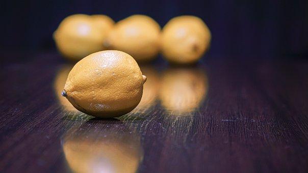 Lemons, Fruits, Food, Fresh, Healthy, Ripe, Organic