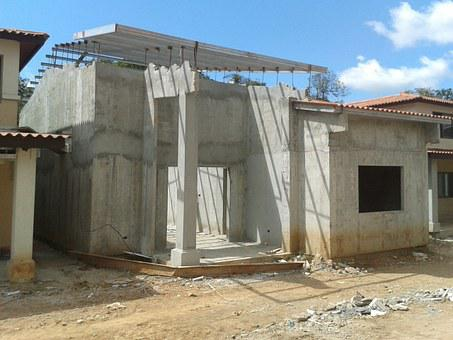 Construction, Architecture, House, Ceiling, Panama