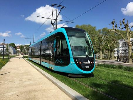 Tram, Transport, Ecological, Nature Respect, Modern