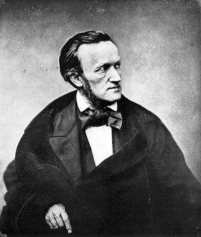 Richard Wagner, Composer, Playwright, Philosopher, Poet