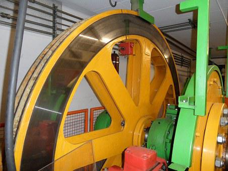 Impeller, Traction Wheel, Drive Wheel, Power Wheel