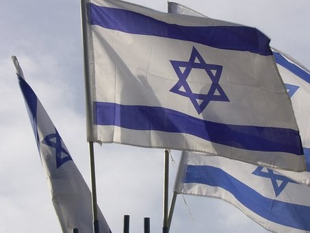 Flag, Israel, Country Flag, State Flag, State, Symbol