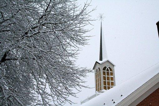 Park View Mennonite Church, Mennonite, Church, Steeple