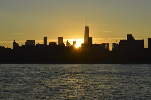 New York, Skyline, Usa, Ny, New York City, Nyc, City