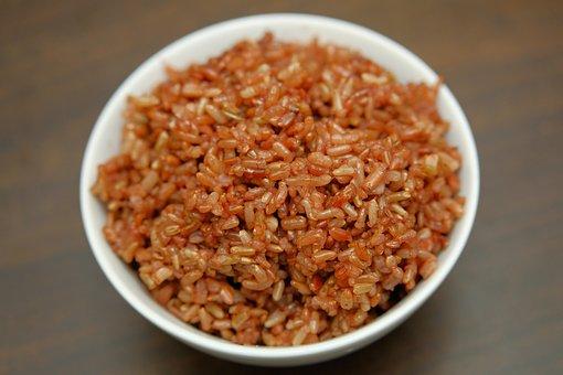 Food, Rice, Cook, Crop, Harvest, Brown Rice