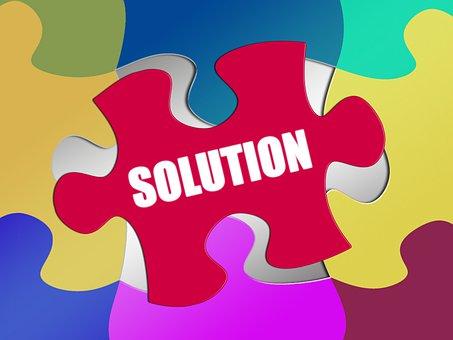 Puzzle, Solution, Symbol, Problem, Concept, Insert