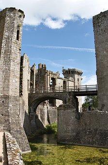 Castle, Tourism, Historical, Ruin, Facade, Landmark