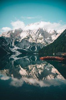 Lake, Nature, Travel, Outdoors, Exploration, Mountain