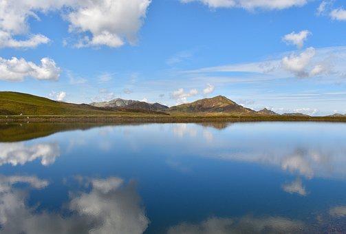 Nature, Lake, Outdoors, Travel, Exploration, Hike