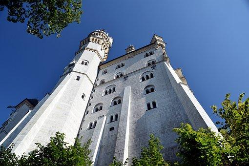 Castle, Historical, Building, Architecture, Travel