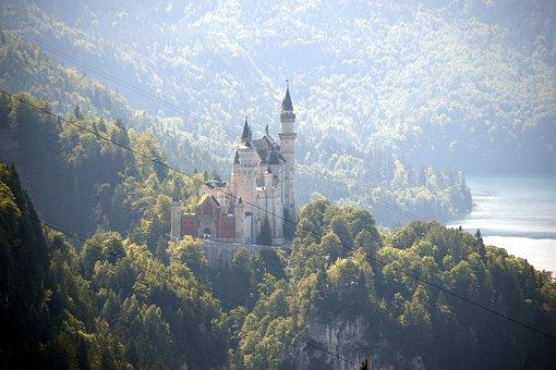 Castle, Historical, Tourism, Travel, Nature, Outdoors