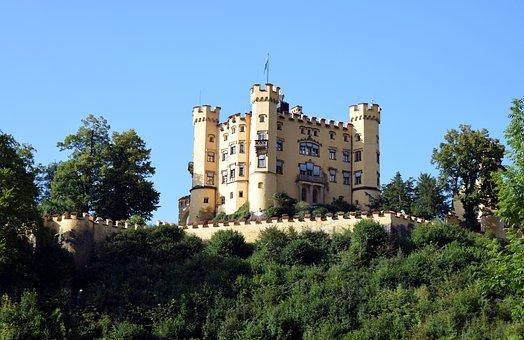 Castle, Historical, Travel, Tourism, Outdoors, Landmark