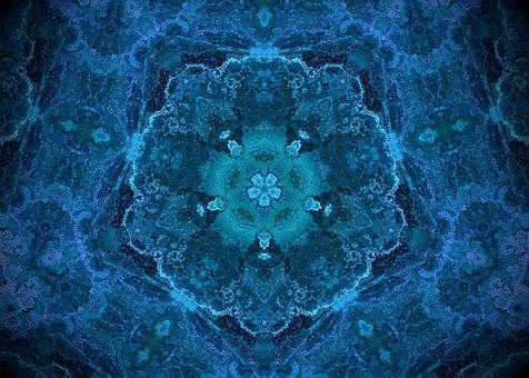 Rosette, Mandala, Background, Ornament, Wallpaper