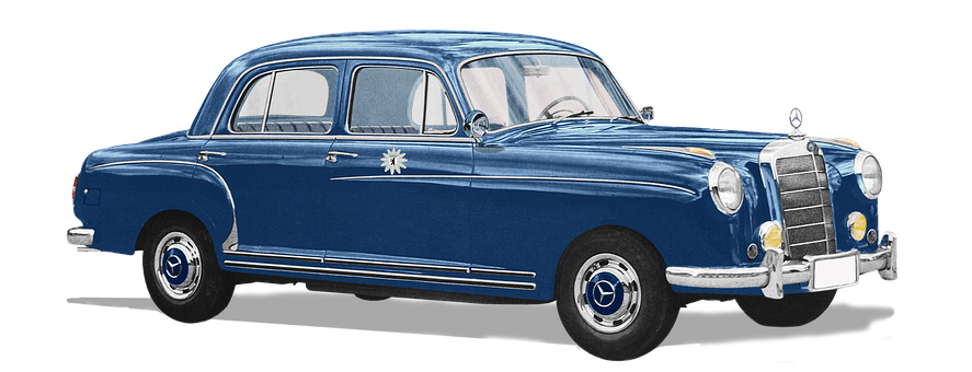 Mercedes Benz, Type 220a, Police Berlin, Raid Squad