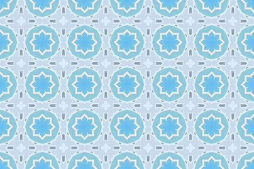 Flower, Wall, Pattern, Retro, Vintage, Wallpaper