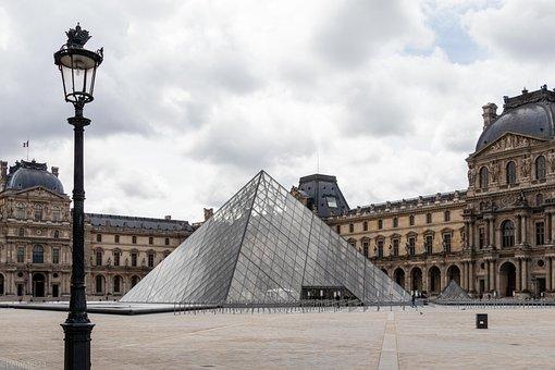 Louvre Museum, Travel, Tourism, Paris, Architecture