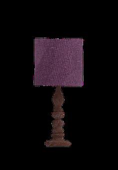 Lamp, Decoration, Interior Design, Lighting, Cutout
