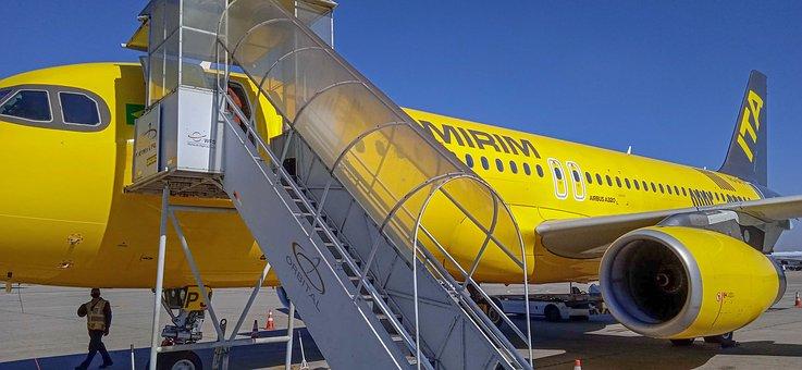 Airplane, Airport, Sao Paulo, Aircraft, Aviation