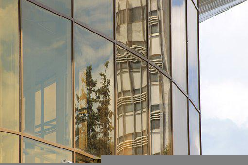 Window, Building, Reflection, Glass, Facade, Sunlight