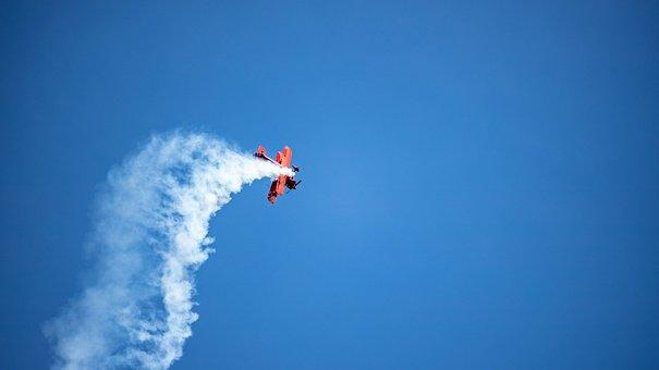 Plane, Aircraft, Aviation, Engine, Flight, Sky, Air