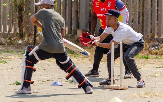 Cricket, Sport, Fitness, Exercise, Athletes, Recreation