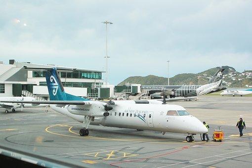Airport, Plane, Runway, Prop Jet, Passenger, Airline