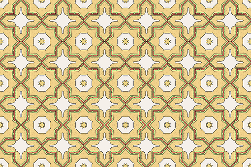 Background, Pattern, Retro, Colorful, Yellow, Vintage
