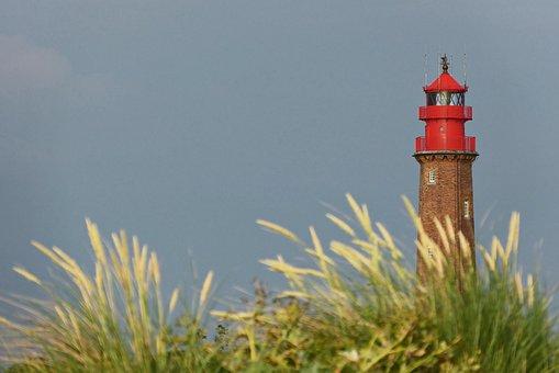 Lighthouse, Coast, Travel, Exploration, Beacon, Sea